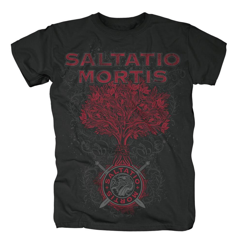 Tree Of Life von Saltatio Mortis - T-Shirt jetzt im Saltatio Mortis Shop