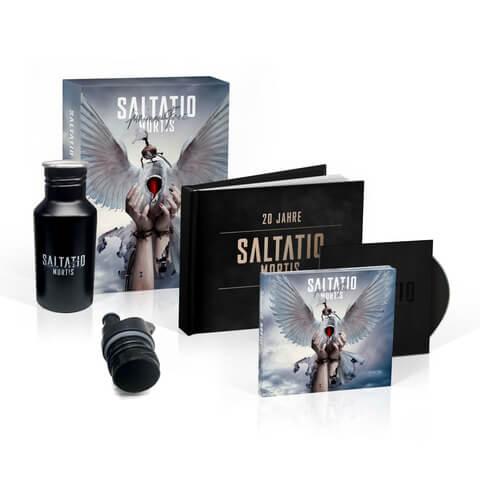 √Für immer frei (Ltd. Fanbox) von Saltatio Mortis - Box jetzt im Saltatio Mortis Shop