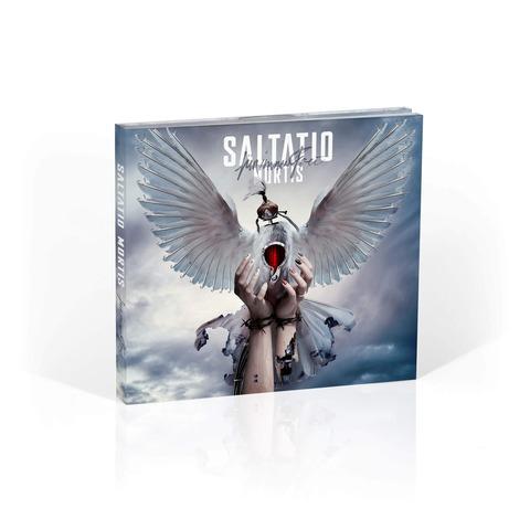 √Für immer frei (Ltd. Deluxe Edition) von Saltatio Mortis - 2CD jetzt im Saltatio Mortis Shop