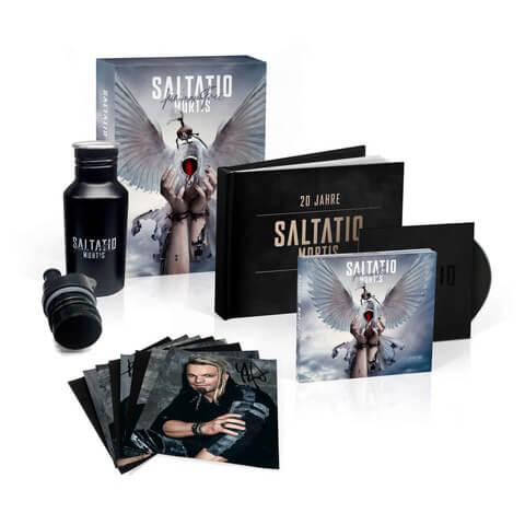 √Für immer frei (Limitierte Fanbox inkl. signiertem Karten Set) von Saltatio Mortis - Box jetzt im Saltatio Mortis Shop
