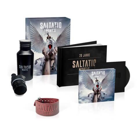 √Für immer frei (Ltd. Fanbox + Armband) von Saltatio Mortis - Musik-Bundle jetzt im Saltatio Mortis Shop