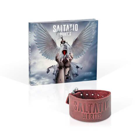√Für immer frei (Limitierte Deluxe 2CD + Armband) von Saltatio Mortis - CD Bundle jetzt im Saltatio Mortis Shop