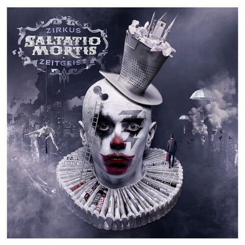 √Zirkus Zeitgeist von Saltatio Mortis - CD jetzt im Saltatio Mortis Shop