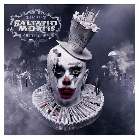 √Zirkus Zeitgeist (Deluxe Edt. - Digipak) von Saltatio Mortis -  jetzt im Saltatio Mortis Shop
