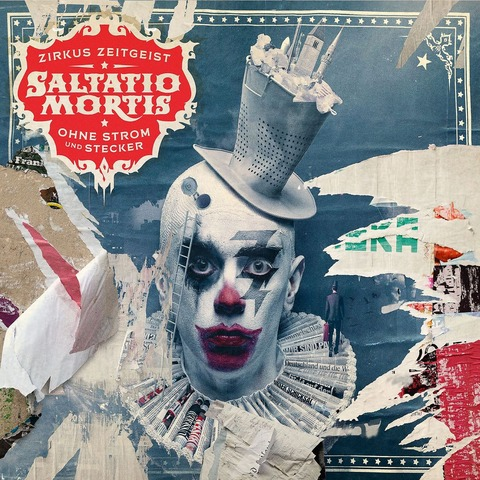 √Zirkus Zeitgeist-Ohne Strom Und Stecker (LTD DLX) von Saltatio Mortis - CD jetzt im Saltatio Mortis Shop