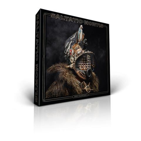 √Brot und Spiele (Limitierte Fanbox) von Saltatio Mortis - LP jetzt im Saltatio Mortis Shop