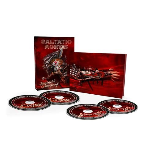 √Brot und Spiele - Klassik & Krawall (Ltd. Deluxe) von Saltatio Mortis - CD jetzt im Saltatio Mortis Shop