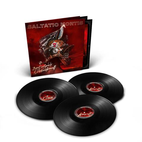 √Brot und Spiele - Klassik & Krawall (Ltd. Edt.) von Saltatio Mortis - LP jetzt im Saltatio Mortis Shop