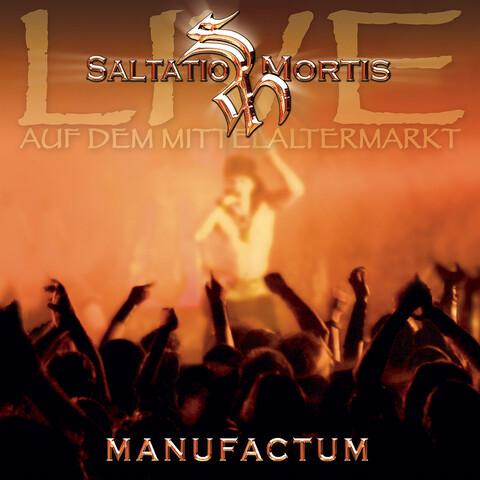 √Manufactum (Live Album) von Saltatio Mortis - CD jetzt im Saltatio Mortis Shop
