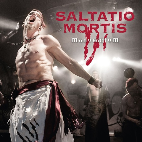 √Manufactum III (Ltd.First Edt.) von Saltatio Mortis -  jetzt im Saltatio Mortis Shop