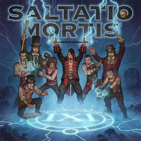 √Das Schwarze Einmaleins (Ltd.Black Doppelvinyl) von Saltatio Mortis - LP jetzt im Saltatio Mortis Shop