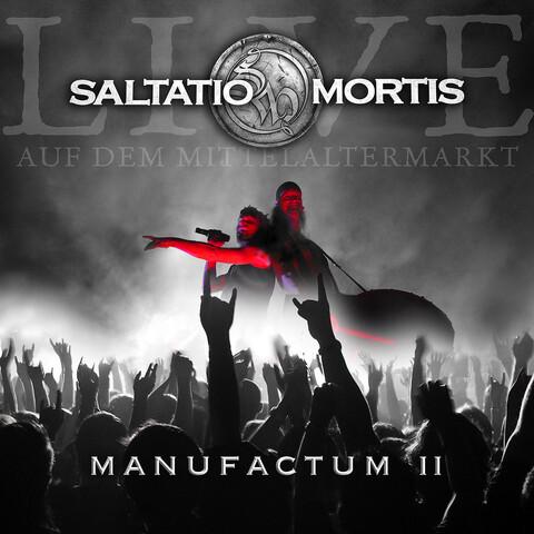 Manufactum II von Saltatio Mortis - CD jetzt im Saltatio Mortis Shop