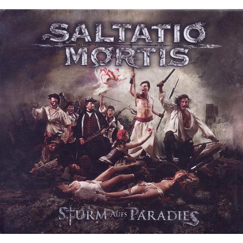 Sturm Aufs Paradies (2cd Mediabook) von Saltatio Mortis - CD jetzt im Saltatio Mortis Shop