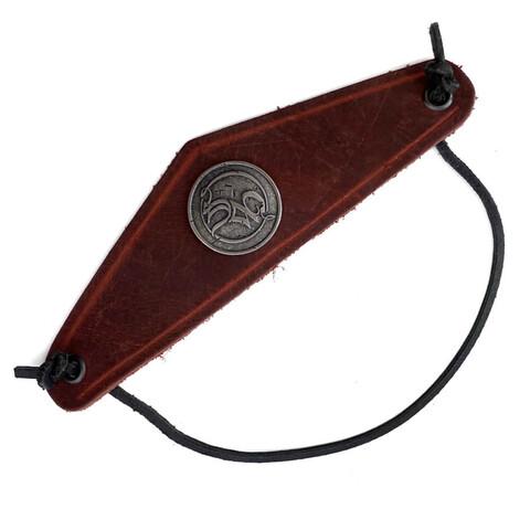 √SM Niete von Saltatio Mortis - Leather armband jetzt im Saltatio Mortis Shop