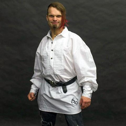 √Spielmannshemd von Saltatio Mortis - Hemd jetzt im Saltatio Mortis Shop