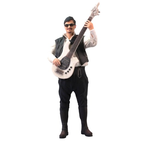 √Bruder Frank von Saltatio Mortis - Figur jetzt im Saltatio Mortis Shop
