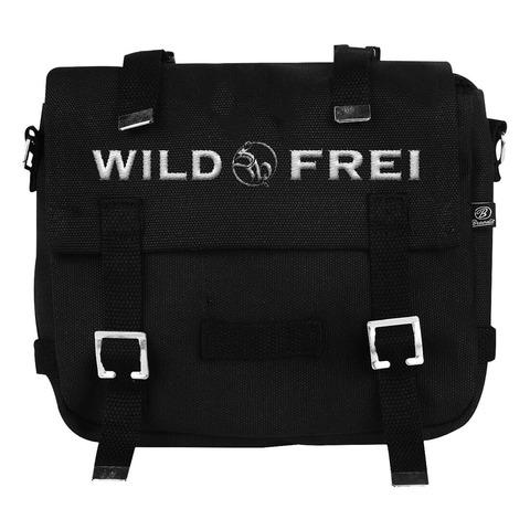 √Wild & Frei Logo von Saltatio Mortis - Tasche jetzt im Saltatio Mortis Shop