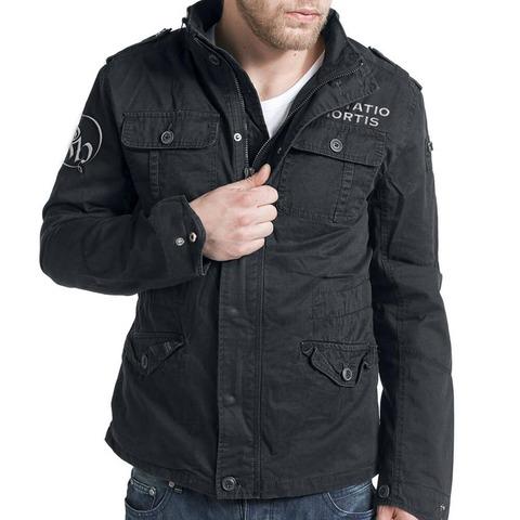 √Logo von Saltatio Mortis - Jacket jetzt im Saltatio Mortis Shop