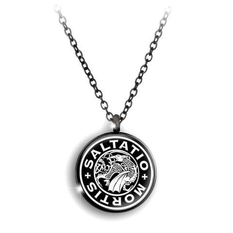 √Drachen Logo von Saltatio Mortis - Kette jetzt im Saltatio Mortis Shop