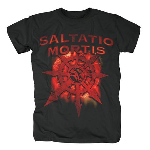 Red Star von Saltatio Mortis - T-Shirt jetzt im Saltatio Mortis Shop
