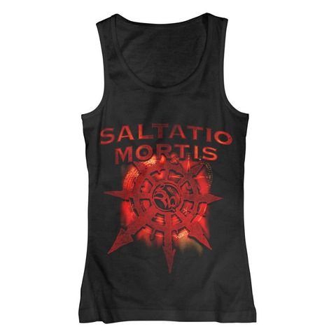 √Red Star von Saltatio Mortis - Girlie Top jetzt im Saltatio Mortis Shop