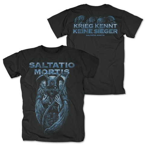 √Keine Sieger von Saltatio Mortis - T-Shirt jetzt im Saltatio Mortis Shop