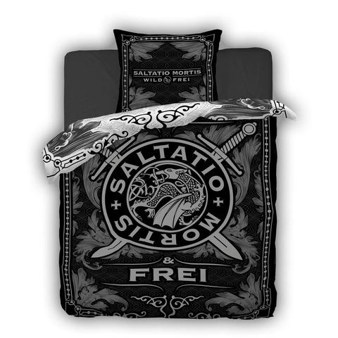 √Wild & Frei von Saltatio Mortis - Bed linen jetzt im Saltatio Mortis Shop