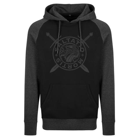 √Drachen Logo von Saltatio Mortis - Hood sweater jetzt im Saltatio Mortis Shop