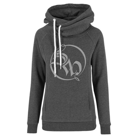 √SM Logo von Saltatio Mortis - Girlie hooded sweater jetzt im Saltatio Mortis Shop