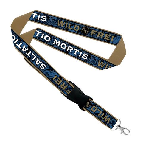 √Wild & Frei von Saltatio Mortis - Lanyard jetzt im Saltatio Mortis Shop