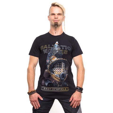 Brot und Spiele Cover von Saltatio Mortis - T-Shirt jetzt im Saltatio Mortis Shop