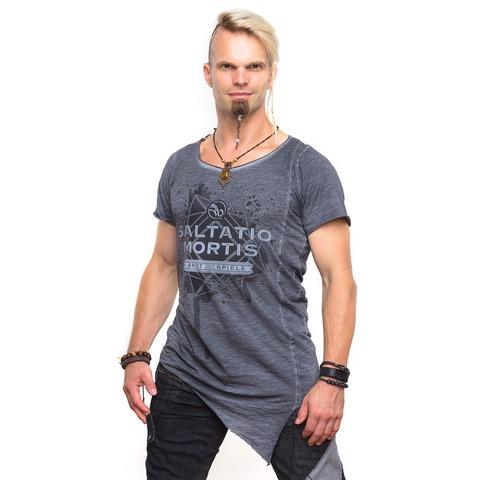 √Logo Star von Saltatio Mortis - T-Shirt jetzt im Saltatio Mortis Shop
