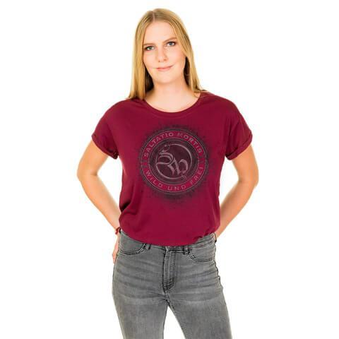 √Wild & Frei Seal von Saltatio Mortis - Loose Fit Girlie Shirt jetzt im Saltatio Mortis Shop