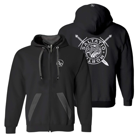 √Ornaments von Saltatio Mortis - Hooded jacket jetzt im Saltatio Mortis Shop