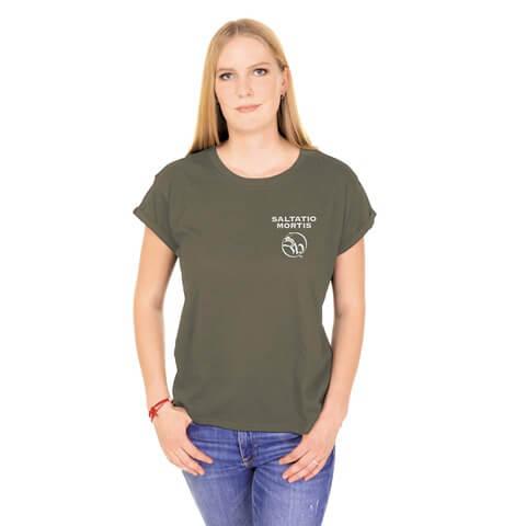 Europa von Saltatio Mortis - Loose Fit Girlie Shirt jetzt im Saltatio Mortis Shop