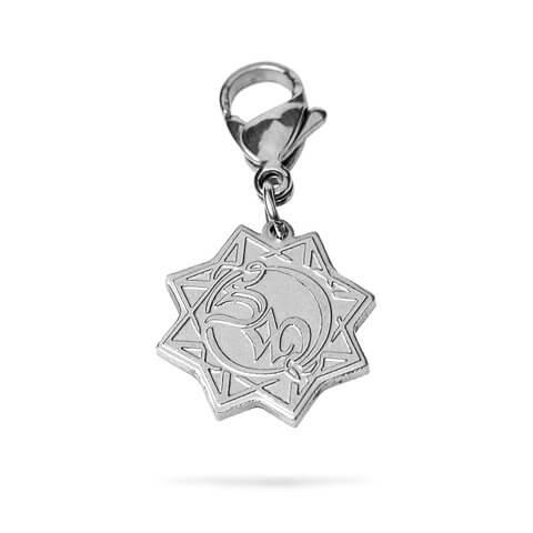 √Star Logo von Saltatio Mortis - Charm - pendant for charm bracelet jetzt im Saltatio Mortis Shop