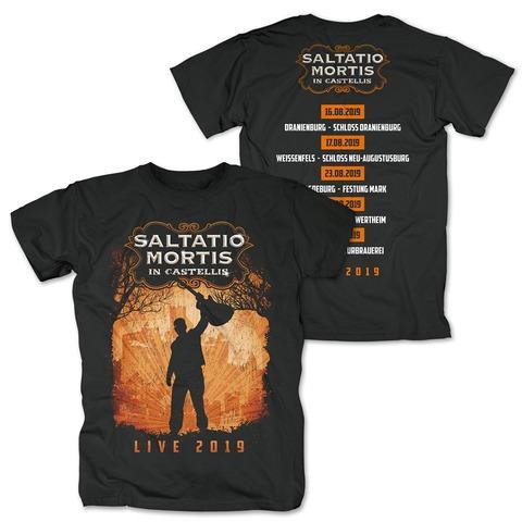 √In Castellis 2019 von Saltatio Mortis - T-Shirt jetzt im Saltatio Mortis Shop