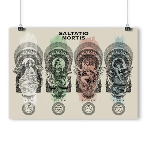 √Elements von Saltatio Mortis -  jetzt im Saltatio Mortis Shop