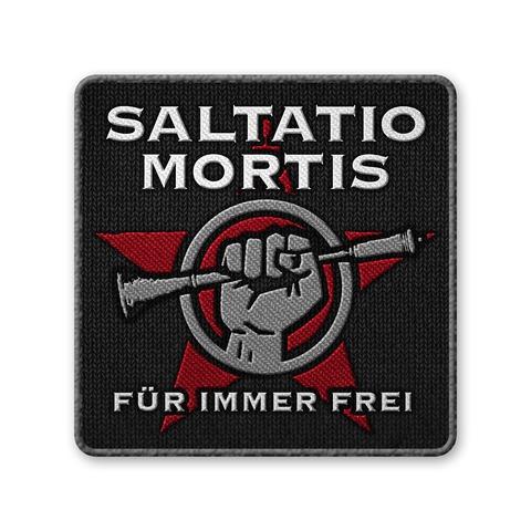 √Für immer frei von Saltatio Mortis - Patch jetzt im Saltatio Mortis Shop