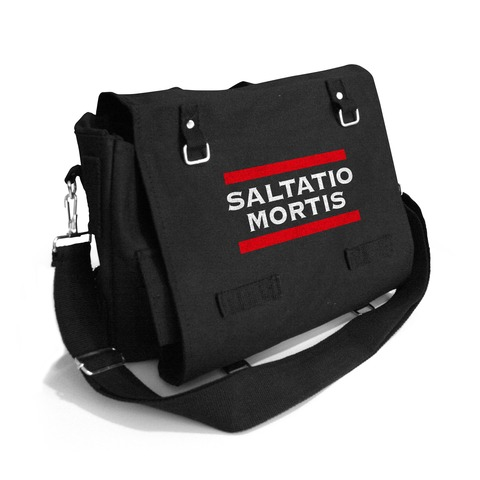 √Red Stripes von Saltatio Mortis - Army Tasche jetzt im Saltatio Mortis Shop