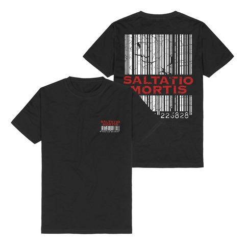 √Barcode von Saltatio Mortis - T-Shirt jetzt im Saltatio Mortis Shop