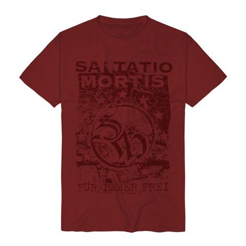 Freies Europa von Saltatio Mortis - T-Shirt jetzt im Saltatio Mortis Shop