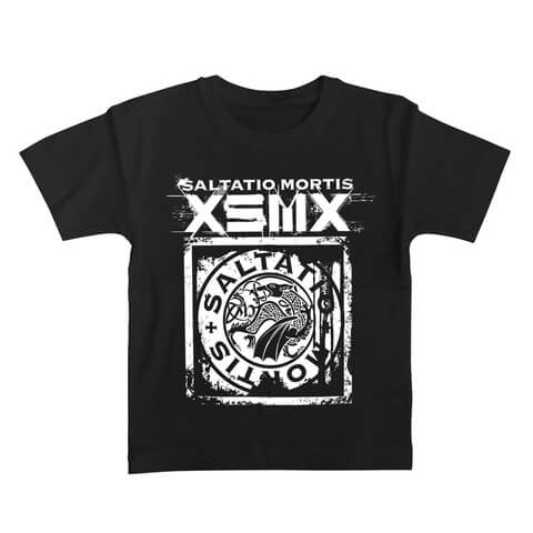XSMX Drache von Saltatio Mortis - Kinder Shirt jetzt im Saltatio Mortis Shop