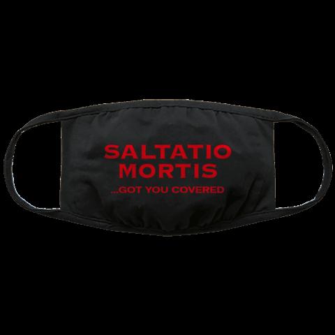 √Saltatio Mortis ... GOT YOU COVERED von Saltatio Mortis - mask jetzt im Saltatio Mortis Shop