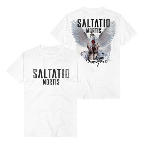 Für immer frei Cover von Saltatio Mortis - T-Shirt jetzt im Saltatio Mortis Shop