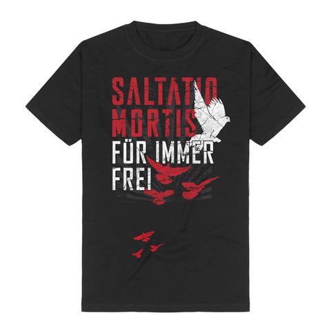 Birds von Saltatio Mortis - T-Shirt jetzt im Saltatio Mortis Shop