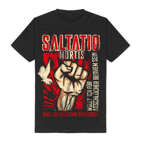 Fist Up von Saltatio Mortis - T-Shirt jetzt im Saltatio Mortis Shop