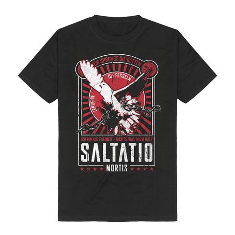 Sprenge die Ketten von Saltatio Mortis - T-Shirt jetzt im Saltatio Mortis Shop