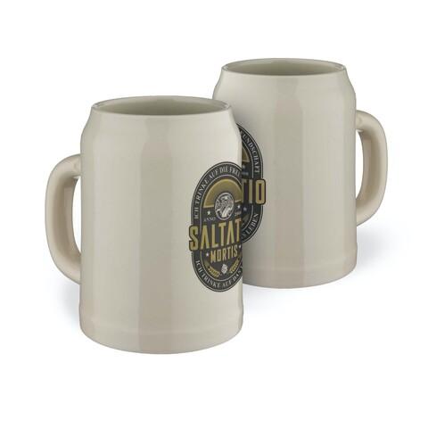 √Ich trinke auf die Freundschaft von Saltatio Mortis - Beer mug jetzt im Saltatio Mortis Shop