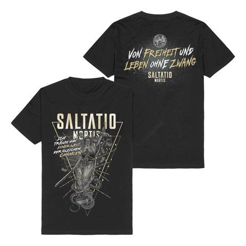 √Justitia von Saltatio Mortis - T-Shirt jetzt im Saltatio Mortis Shop